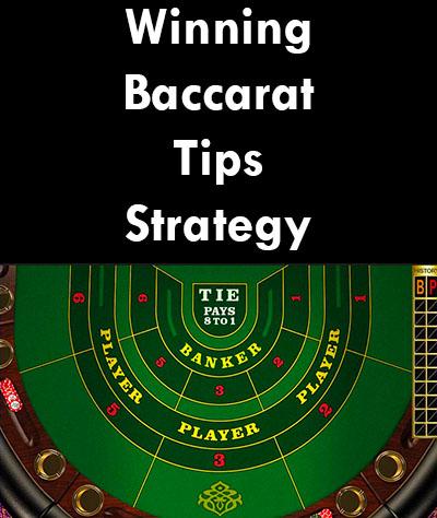 Winning Baccarat
